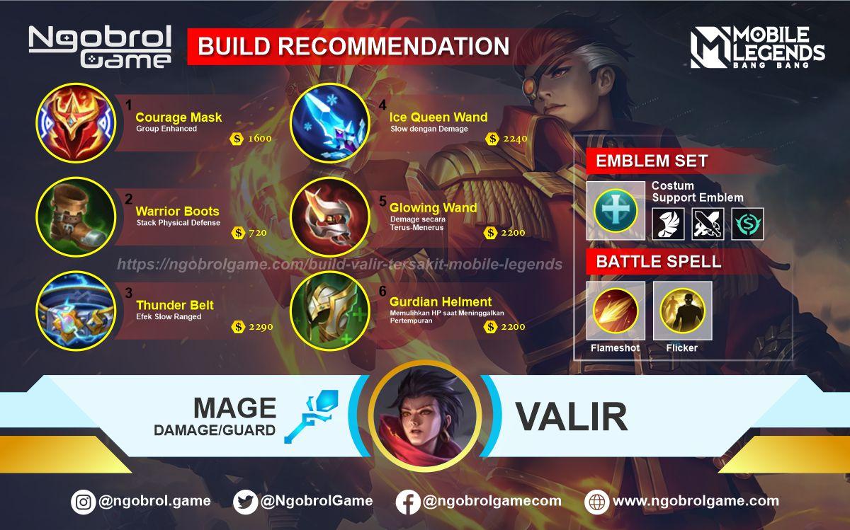 23 20 valir best build mobile legends   New Mobile Legends