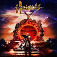 """Ο δίσκος των Hounds """"Warrior of Sun"""""""