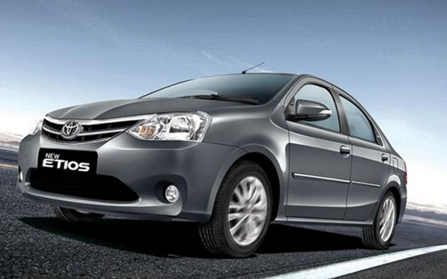 2016 Toyota Etios Price and Review