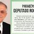 Parabéns, Deputado Roquinho