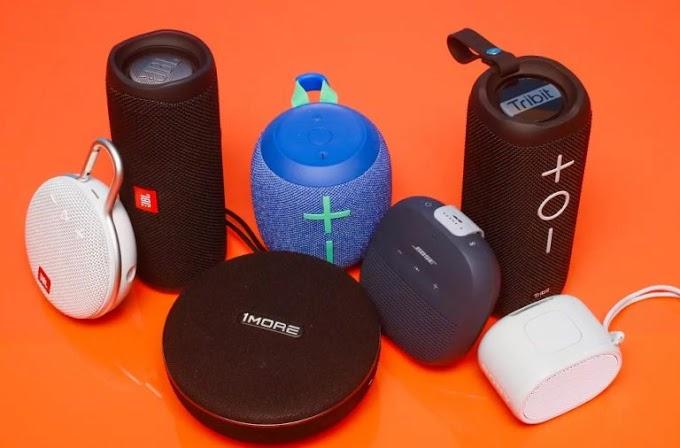مكبر صوت بلوتوث لا سلكي Soundtec Chill Compact Portable Speaker من شركة Porodo