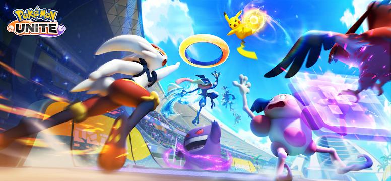 Pokémon Unite - Como o Jogo Funciona