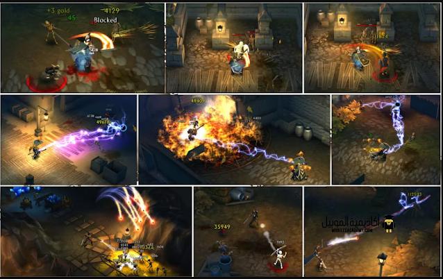 Eternium - أفضل ألعاب أندرويد و أيفون 2020 بدون أنترنت: أحسن 20 لعبة فيديو تعمل أوفلاين بدون نت.