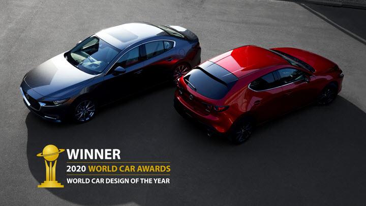 Vì sao Mazda3 - 2020 trở thành Xe đẹp nhất thế giới? - Ảnh 1.