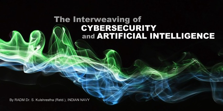 The Interweaving of Cybersecurity and Artificial Intelligence