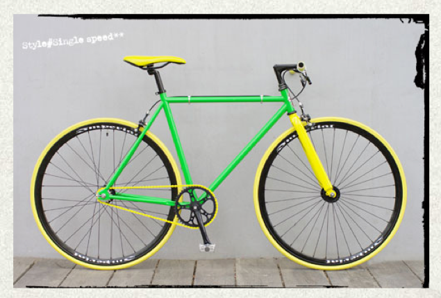 ALL IN: Basikal Fixie? Apakah?