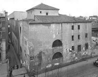 Un edificio tétrico