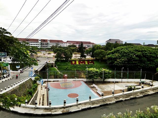 Kampus UMM Tlogomas Malang