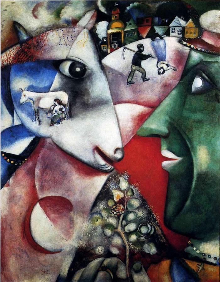 1911г. Марк Шагал