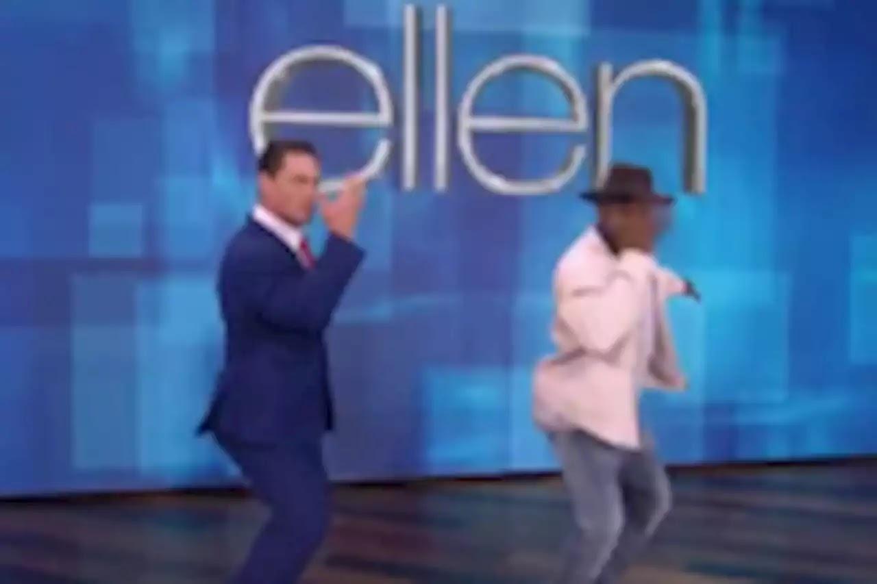 Watch: John Cena Dances To Sho Madjozi's Hit single