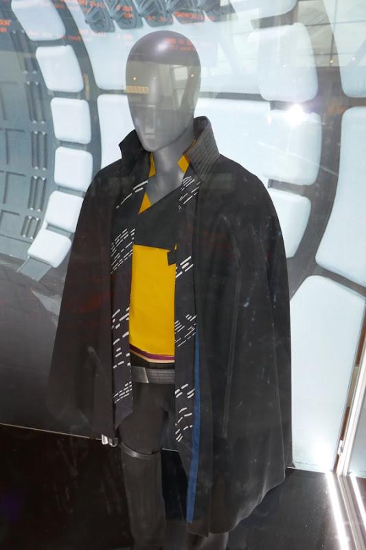 Solo Star Wars Lando costume
