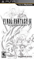 Final Fantasy IV: Complete Collection PSP ISO