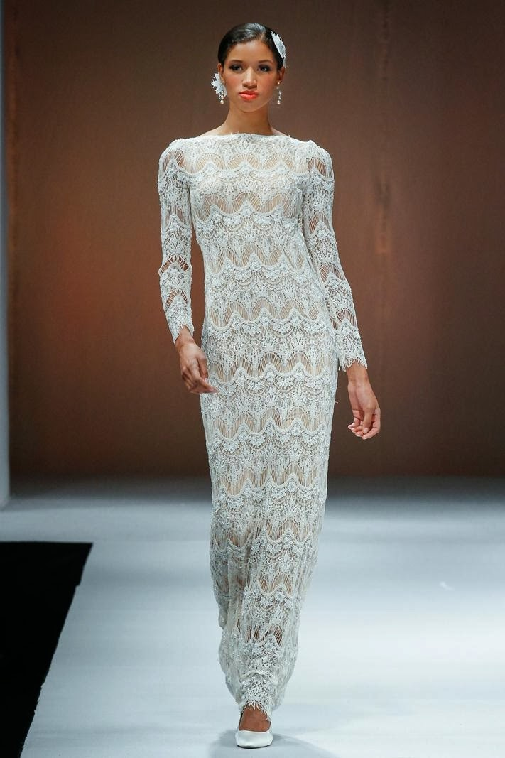 d7482596f2 Victoria KyriaKides 2014 Fall Bridal Collection - World of Bridal
