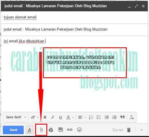 Contoh Surat Lamaran Kerja Via Email dan Cara Kirim File Lewat Email
