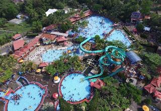 Tempat Wisata Air Owabong dan Taman Sanggaluri Purbalingga, Jateng