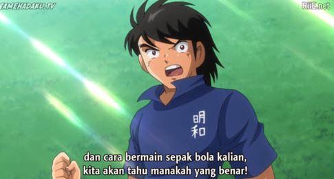 Captain Tsubasa 2018 Episode 10 Subtitle Indonesia