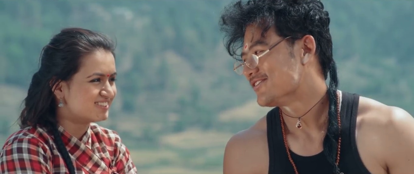 nepali movie kamaley ko bihe poster