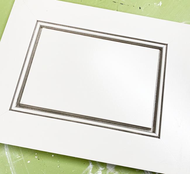 blank cabinet door