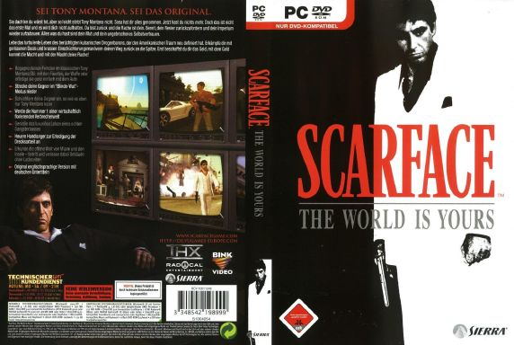 scarface the world is yours download now