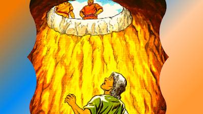 Os irmãos de José o jogam no poço