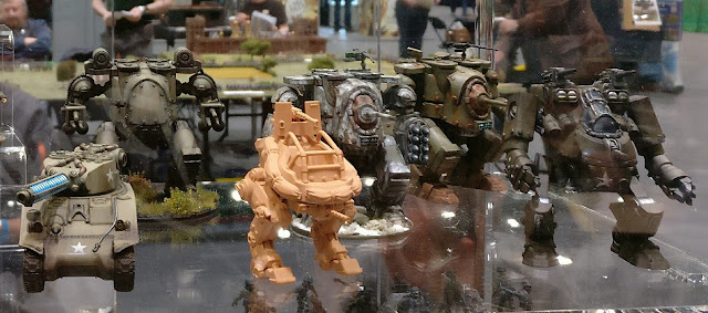 Warlord Games: New Weird Wars Konflikt '47 Tanks Preview