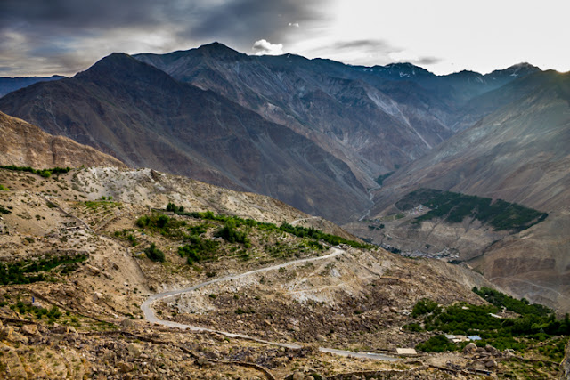 beautiful view spiti
