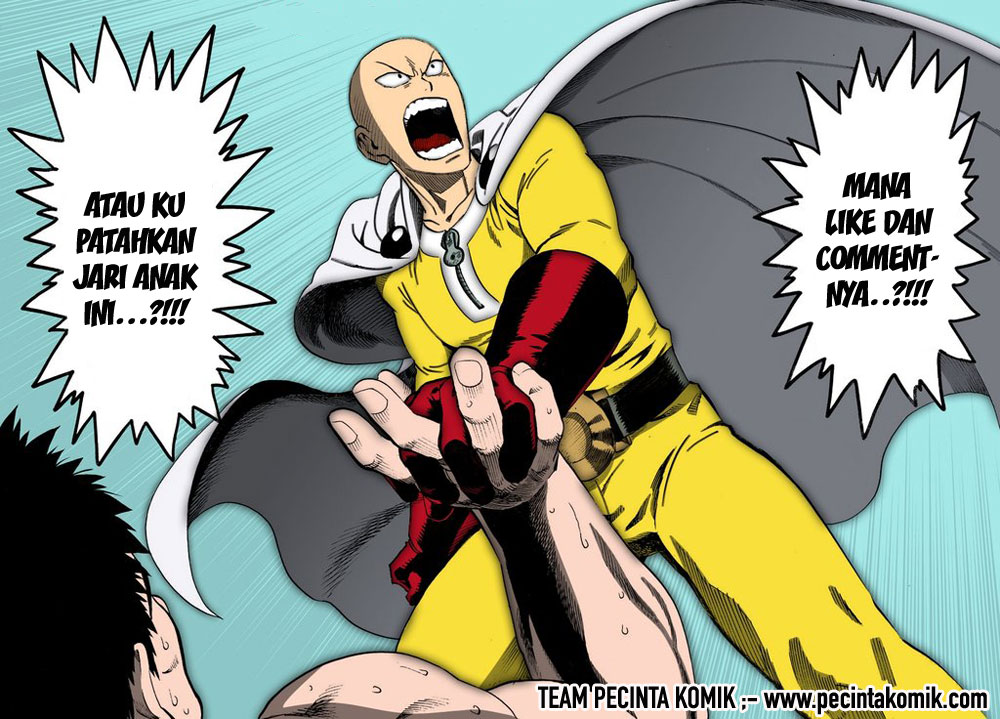 Baca Manga One Punch Man Chapter 50 Extra Part 2 Bahasa Indonesia