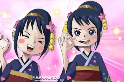 One Piece Episode 893 Subtitle Indonesia: Kemunculan O-Tama!