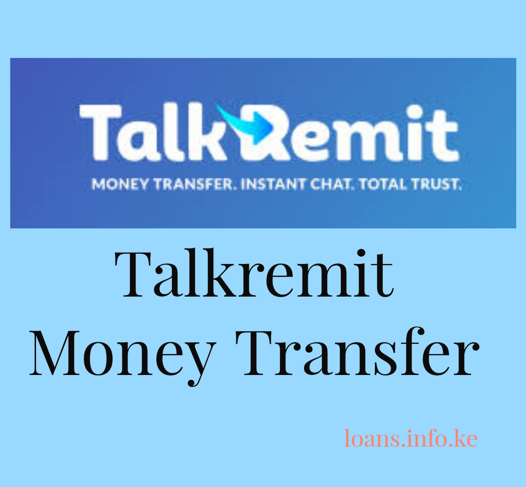 Talkremit money transfer