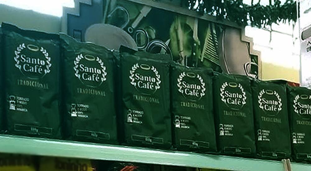 Promoção do Santo Café vai sortear uma Smart TV de 39 polegadas