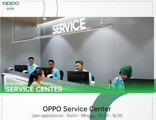 OPPO Service Center Yogyakarta