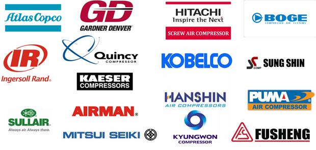 Top 15 hãng máy nén khí trục vít tốt nhất trên toàn cầu