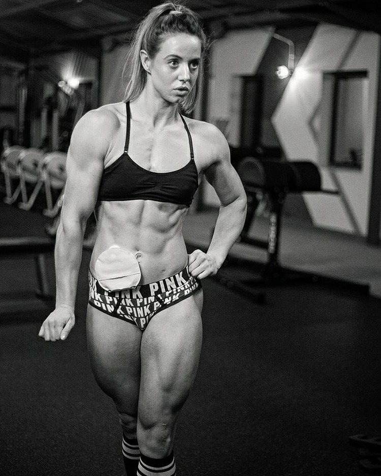 The Most Inspirational Female Bodybuilder Of The Year