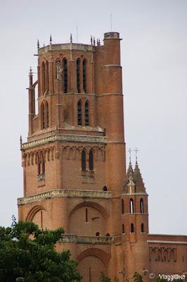 Campanile della Cattedrale di Sainte-Cécile