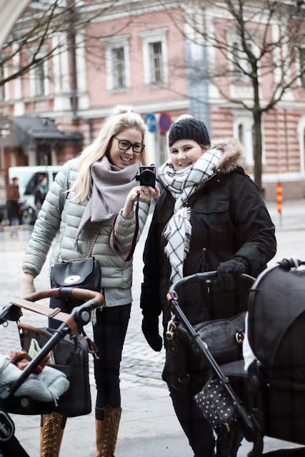 Pinja Tuominen, By Pinja, Helsinki, peiliselfie, selfie, momfie