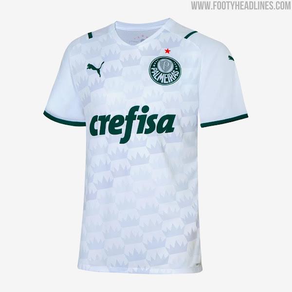 Palmeiras 2021 Away Kit Released - Footy Headlines
