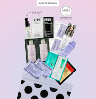 Free color care sample set