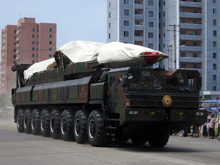 ballistic missile North Korea