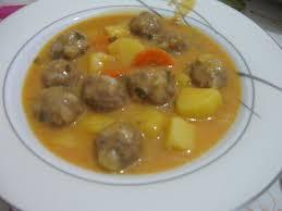 Meatballs in Sour Sauce (Eksili Kofte)