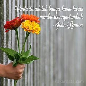 Kata Mutiara Cita kasih Sayang