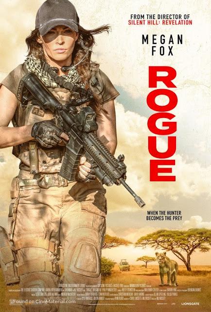 Rogue [2019] [DVDR] [NTSC] [Latino]