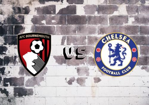 AFC Bournemouth vs Chelsea  Resumen y Partido Completo