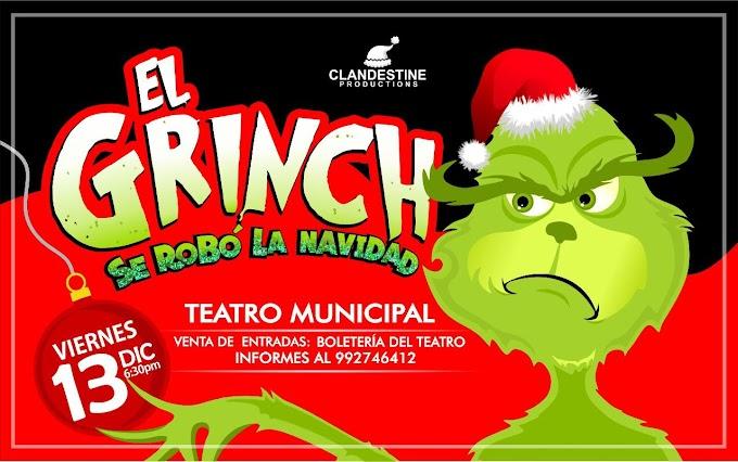 El Grinch se robó la navidad - 13 de diciembre