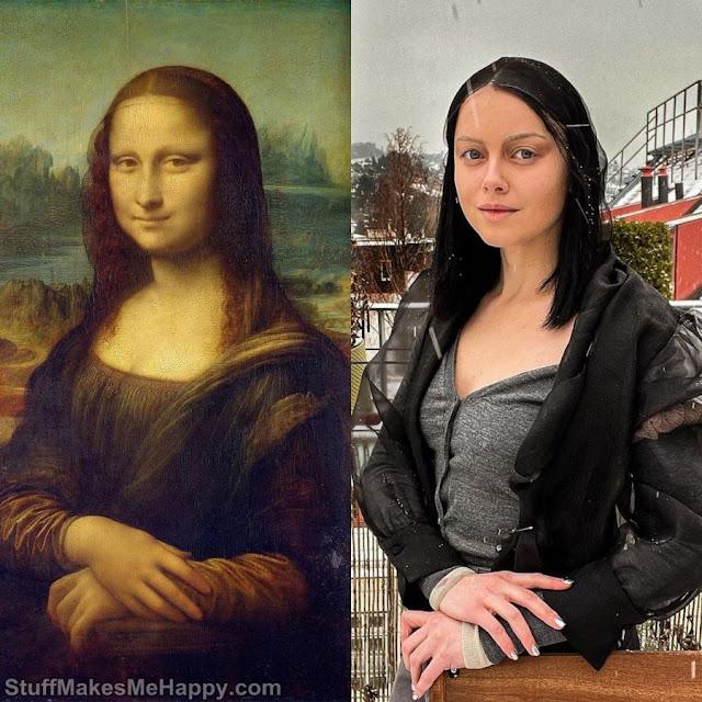 The Mona Lisa (Leonardo da Vinci)