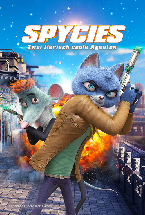 Spycies (2019) Full Movie