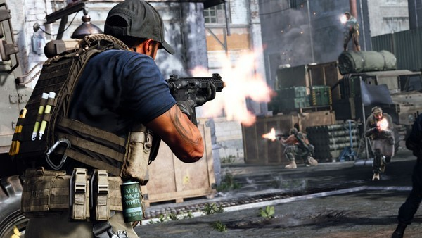 Call of Duty: Modern Warfare تحافظ على صدارة المبيعات في بريطانيا وعودة قوية لألعاب السويتش