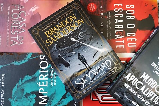 [RESENHA #684] SKYWARD - BRANDON SANDERSON