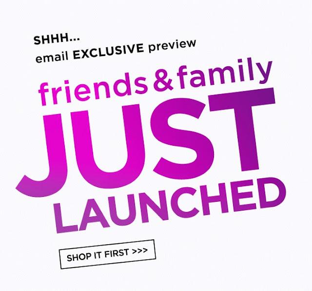Tarte 30% OFF Friends & Family Sale 2016