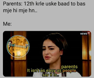 ananya-pandey-meme-about-12th