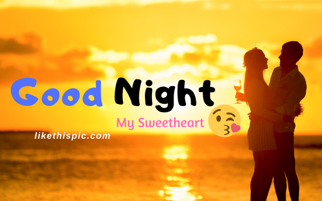 Good Night Romantic Image